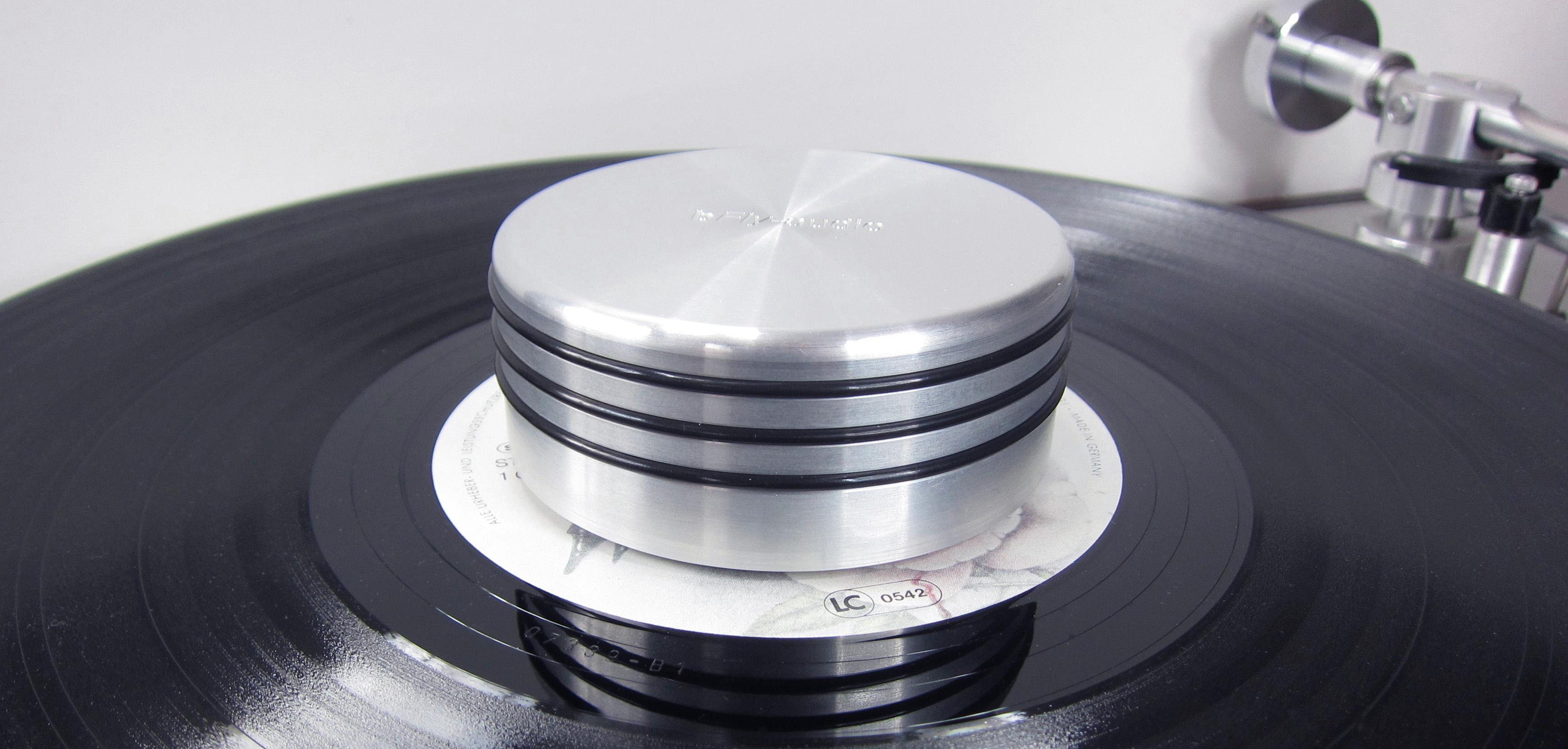 Bfly_Audio_Schallplattengewicht_Highend_Studio_Bremen_Tuning_PG1_flach
