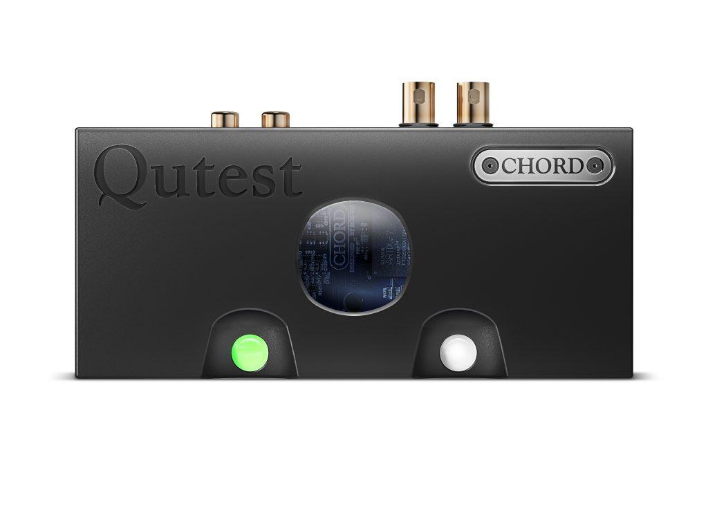 Chord Electronics DAC DA Wandler Highend neu Qutest5