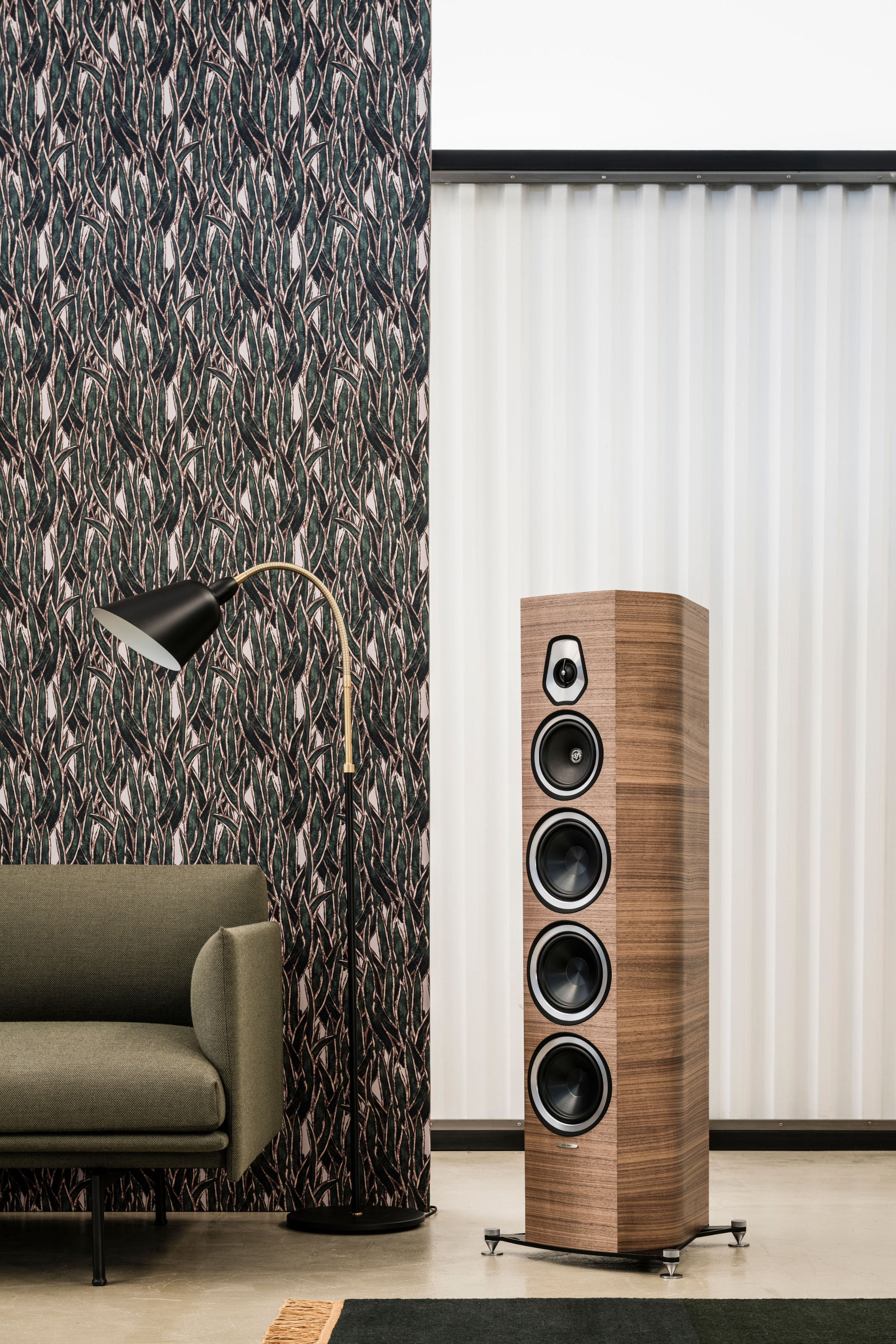 Sonetto VIII Wood