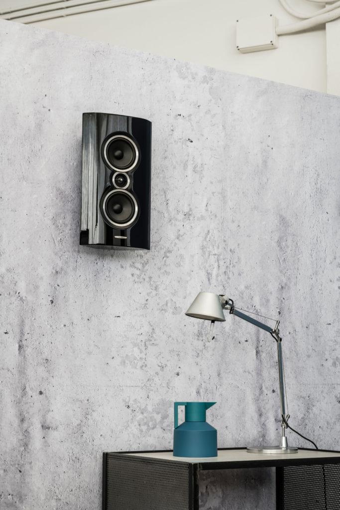 Sonetto Wall Black